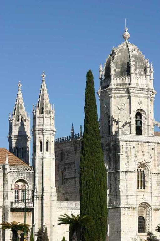 0174_31 Okt 07_Lissabon_Belem_Hieronymuskloster