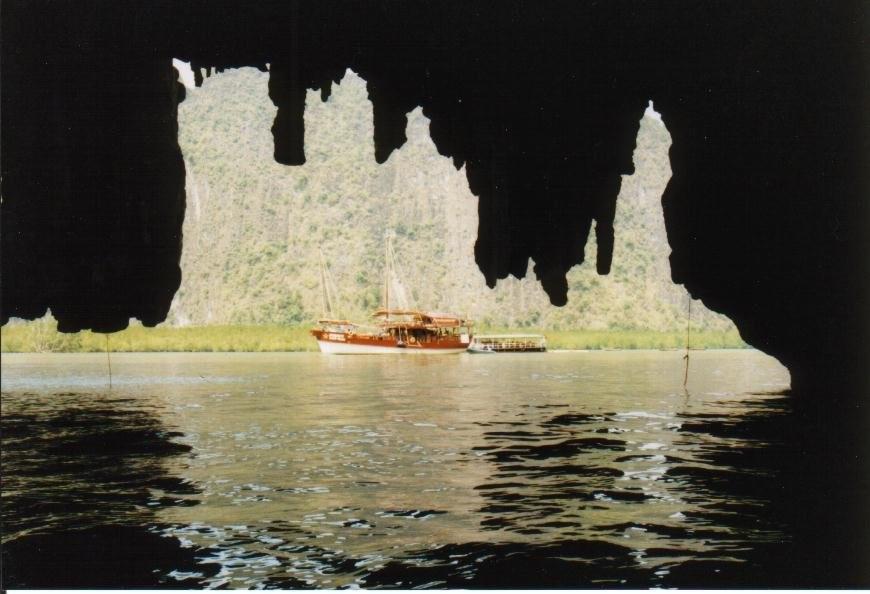Dauw Talae II im Phang Nga National Park