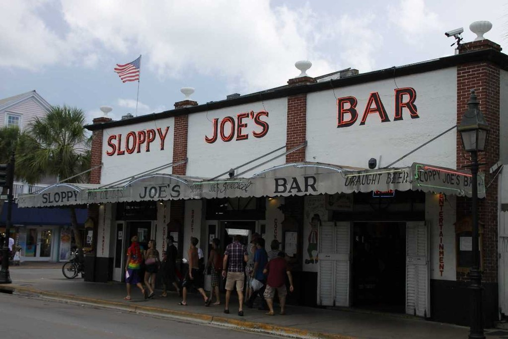 1518_13 Juni 2010_Key West_Sloopy Joe's Bar