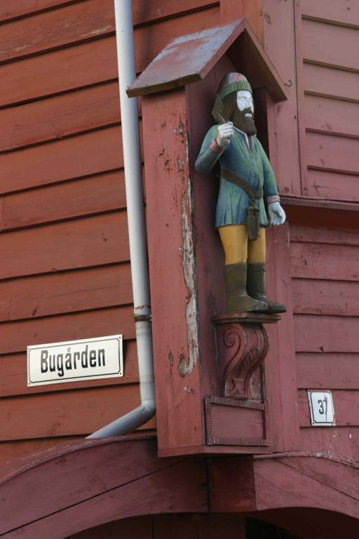 Bild 2971 - Norwegen, Bergen, Bryggen