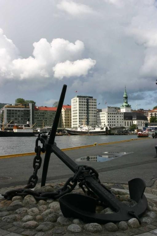 Bild 3048 - Norwegen, Bergen, Hafen