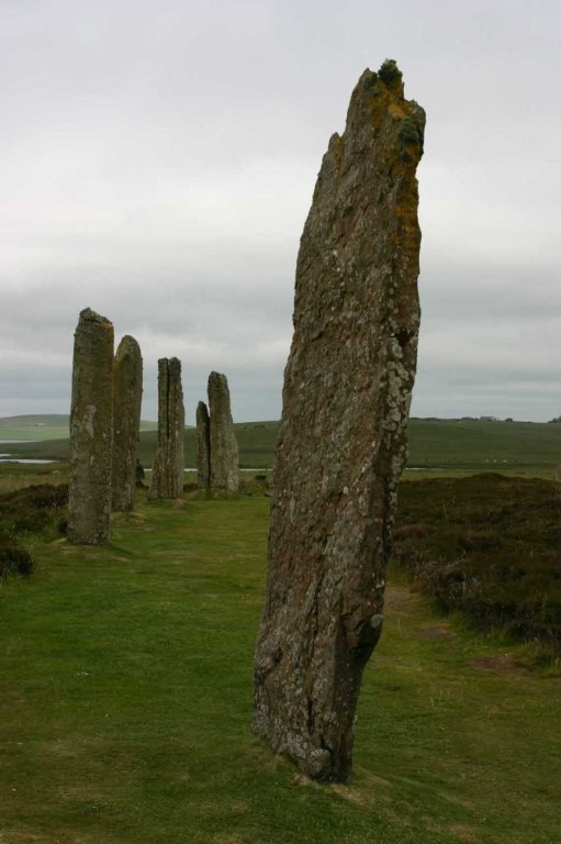 Bild 0169 - Orkney Inseln, Ring of Brodgar