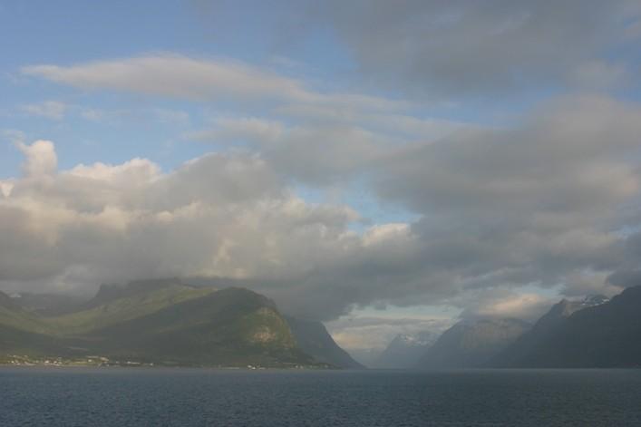 Bild 2814 - Norwegen, Fjordlandschaft