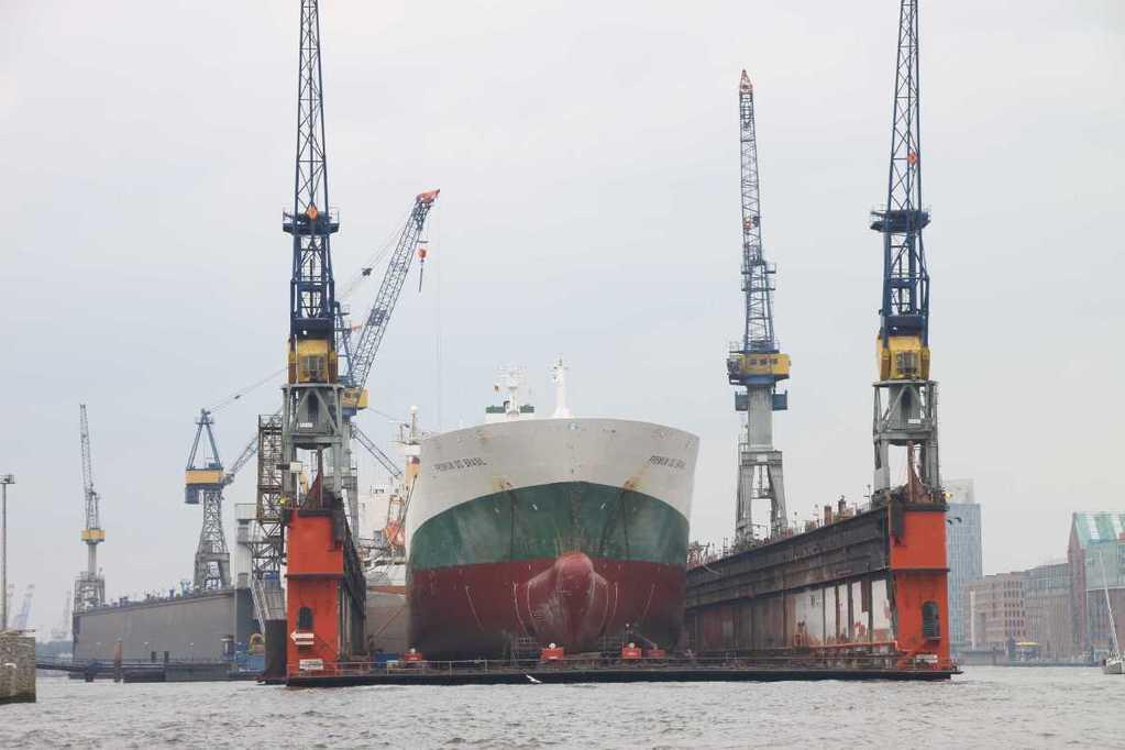 0368_11 Juni 2011_Hamburg_Hafen_Dock_Premium Do Brasil