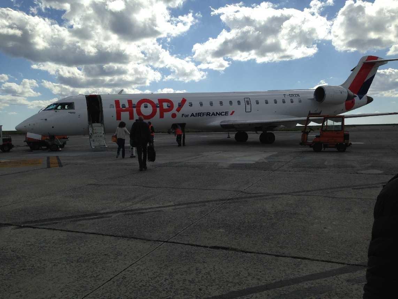 0809_12 Okt 2013_Genua_Flughafen_AF-HOP