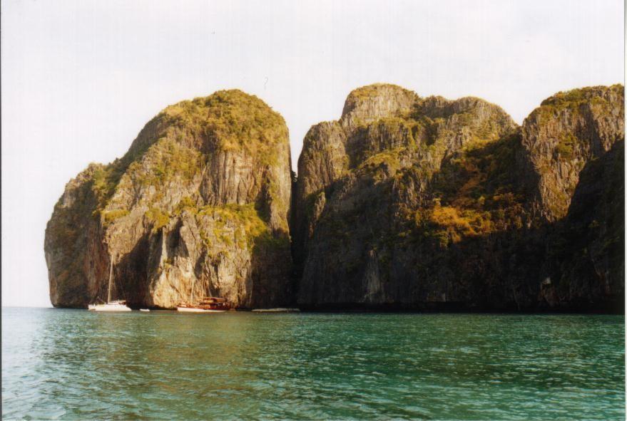 Dauw Talae II in der Maya Bay