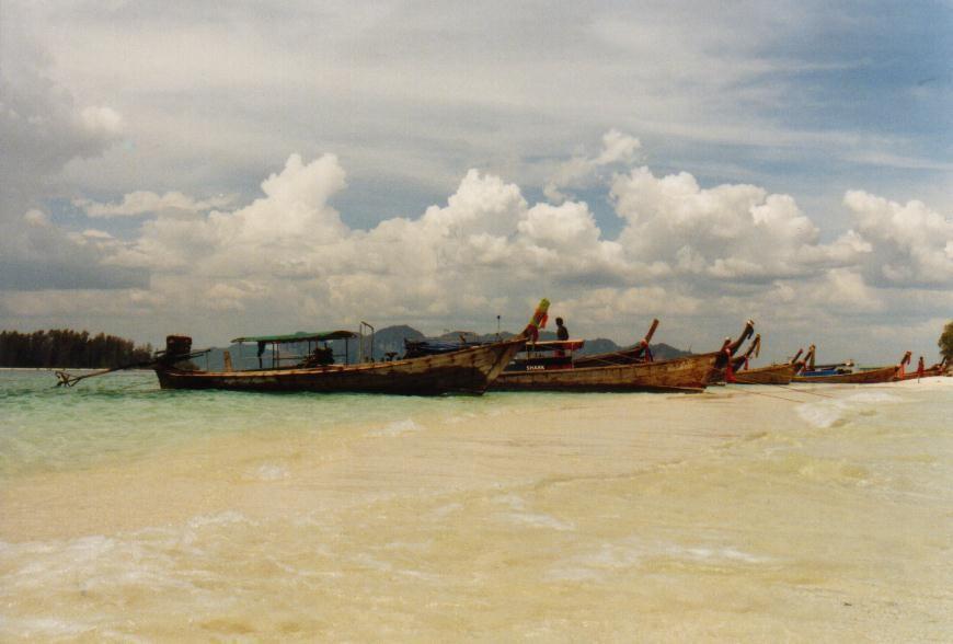 Ao Nang Sandbank, Krabi