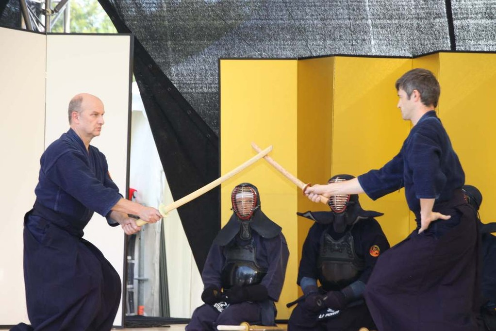 187_0421_16 Sept 2011_Gartenfest_Japan_KENDO_Weg des Schwertes