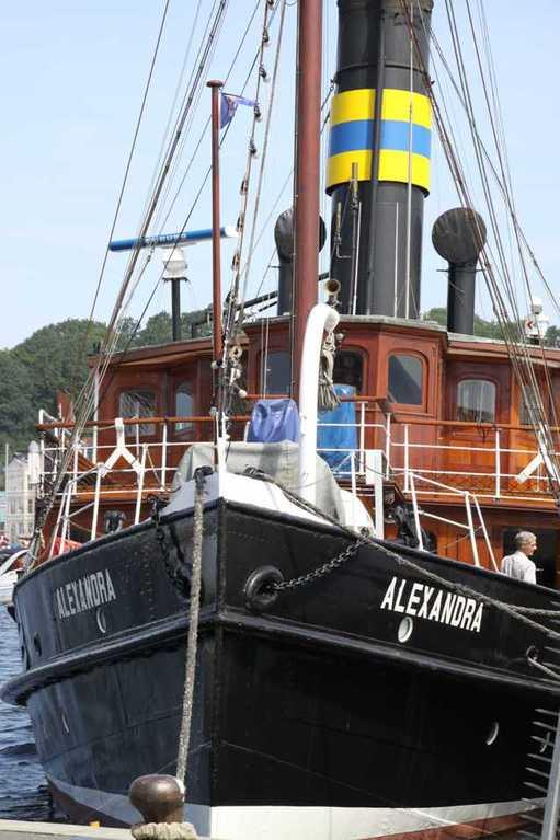 0027_30 Juli 2011_Flensburg_Historischer Hafen_Alexandra