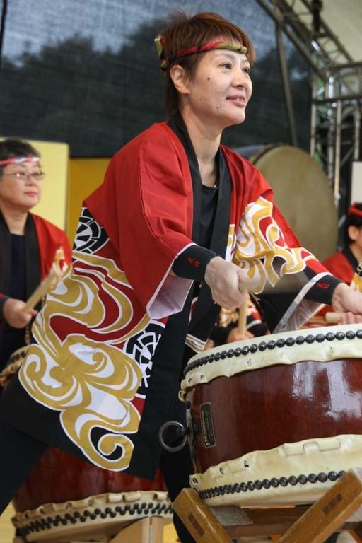 228_0604_18 Sept 2011_Gartenfest_Japan_Show_Trommel_Tanz_Orchester