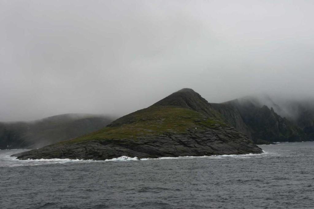 Bild 2024 - Norwegen, Nordkap von der Seeseite