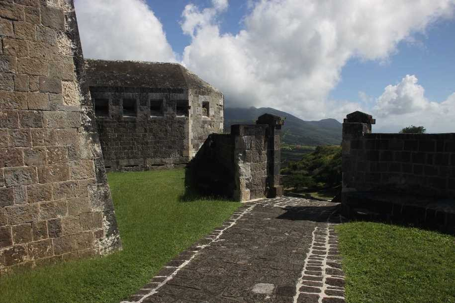 1699_27 NOV 2013_St-Kitts_Brimstone Hill Fortress