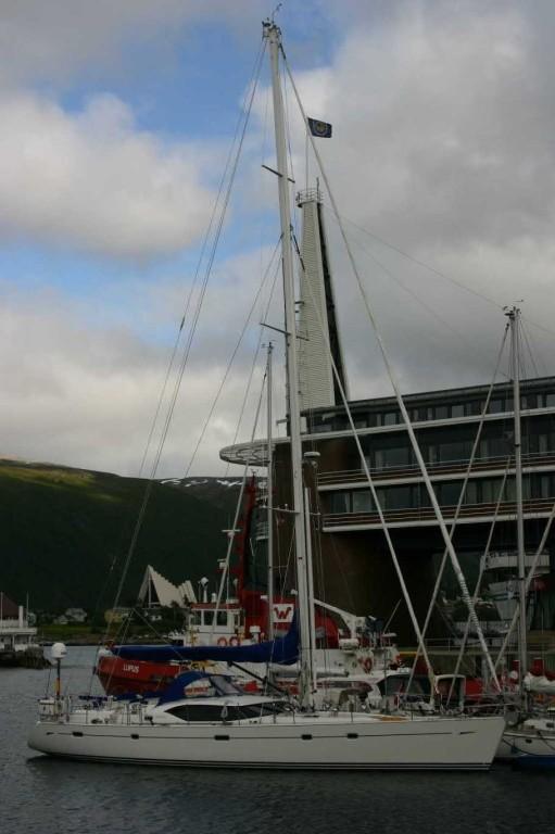 Bild 2402 - Norwegen, Tromsö, Hafen