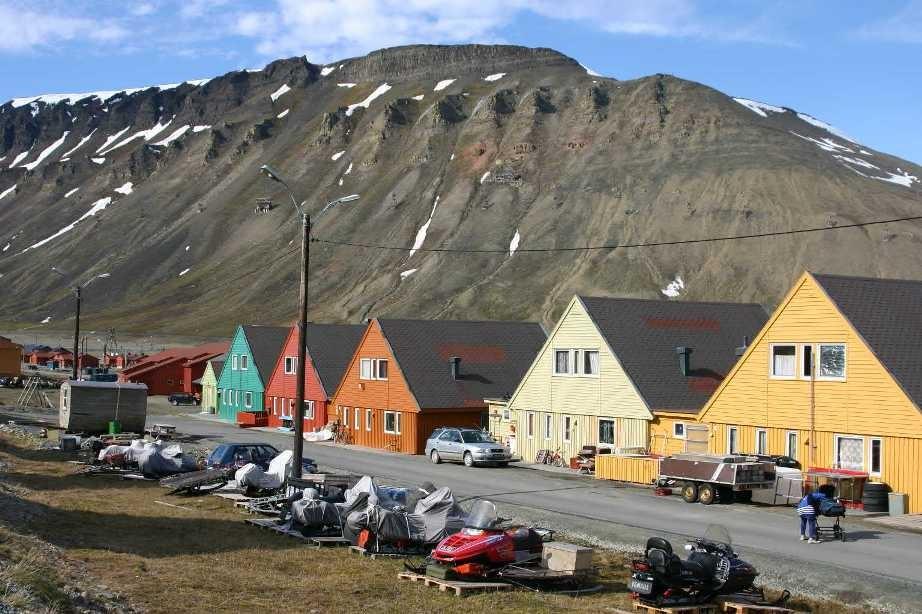 Bild 1822 - Spitzbergen, Longyearbyen
