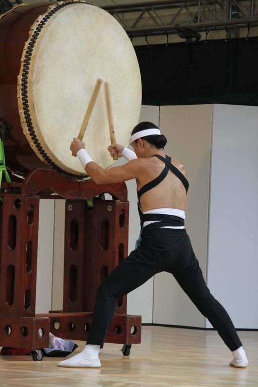 255_0669_18 Sept 2011_Gartenfest_Japan_Show_Trommel_Tanz_Orchester
