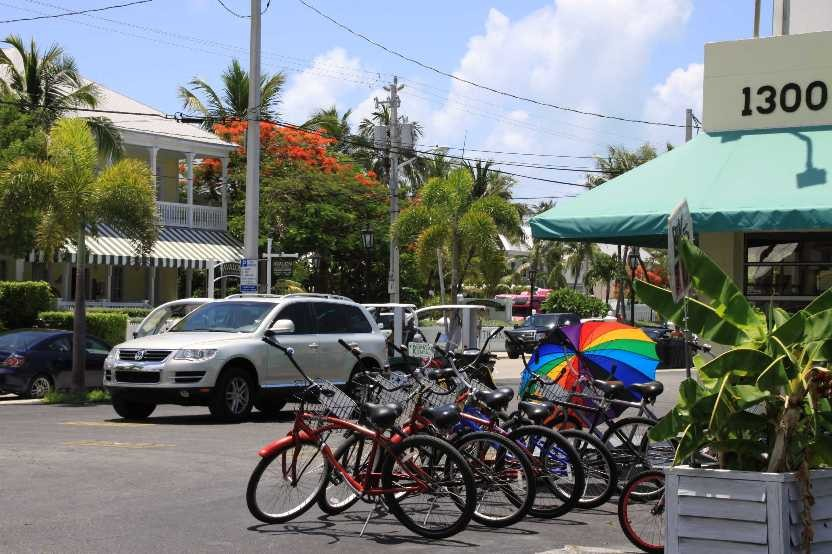 1313_13 Juni 2010_Key West_Fahrradverleih