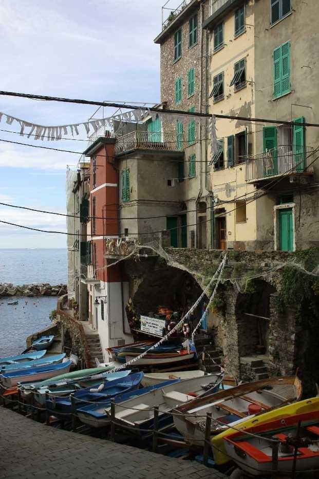 0125_07 Okt 2013_Cinque-Terre_Riomaggiore_Hafen