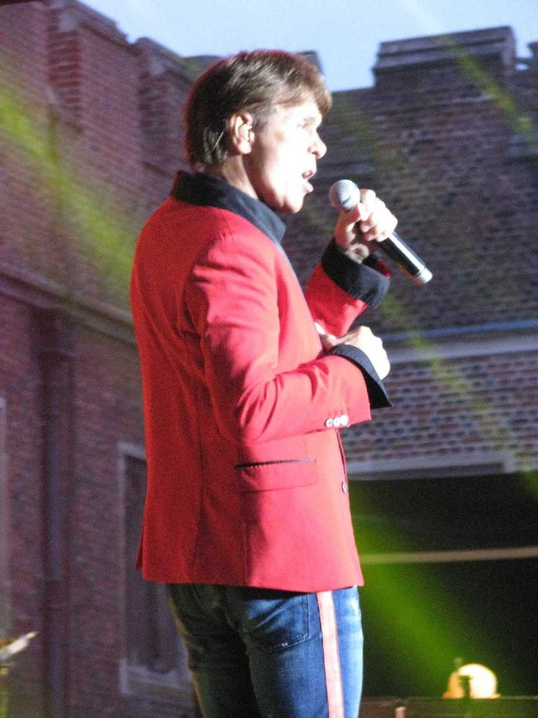 0061_23 Juni 2013_Hampton Court Palace_Cliff Richard