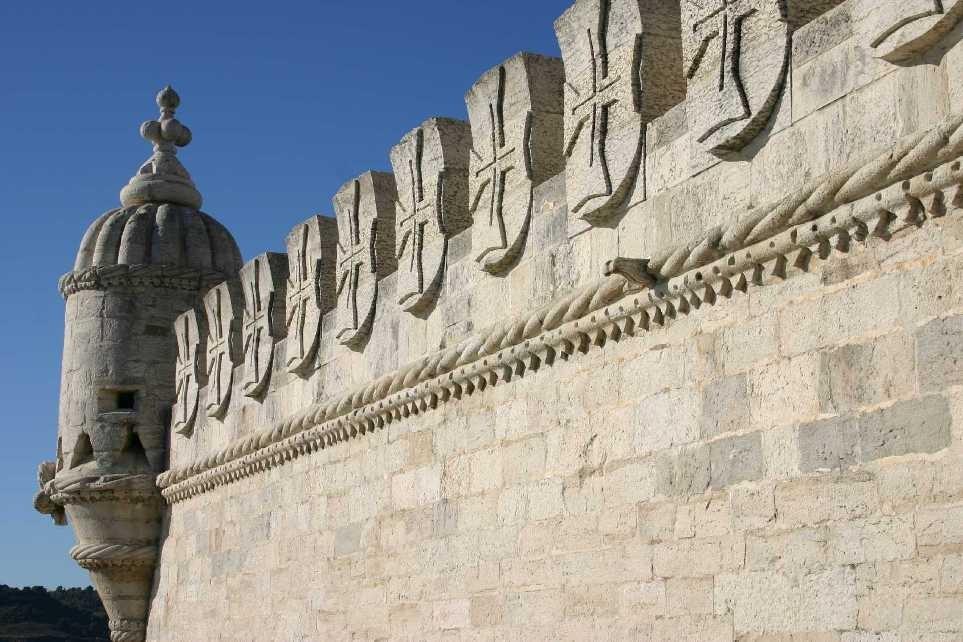 0108_31 Okt 07_Lissabon_Belem_Torre de Belem_Detail