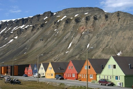 Bild 1786 - Spitzbergen, Longyearbyen