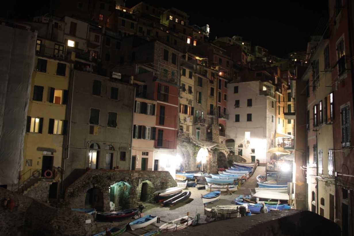 0570_09 Okt 2013_Cinque-Terre_Riomaggiore_@Night