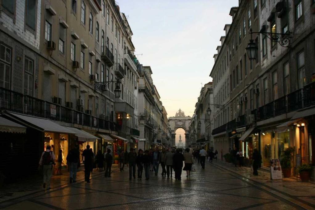 0010_30 Okt 07_Lissabon_Rua Augusta