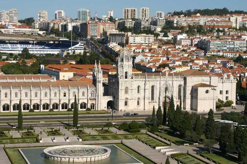 0143_31 Okt 07_Lissabon_Belem_Hieronymuskloster