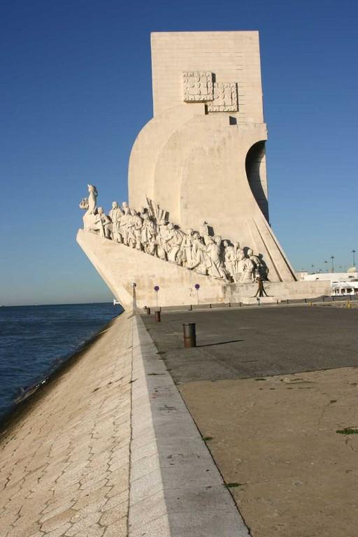 0055_31 Okt 07_Lissabon_Belem_Padrao dos Descobrimentos