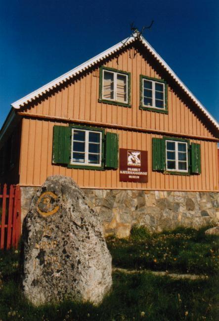 Museum von Paamuit / Grönland