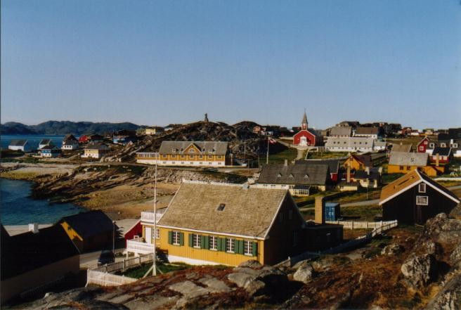 Nuuk / Grönland