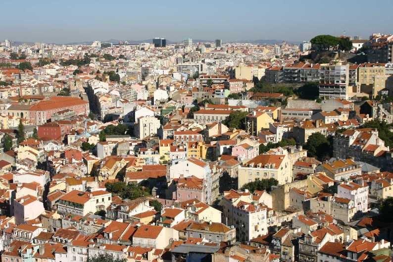 0461_01 Nov 07_Lissabon_Castelo de Sao Jorge_Aussicht