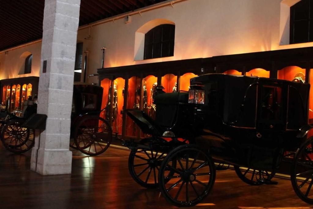 0433_11 Okt 2010_Jerez_Real Escuela Andaluza_Kutschenmuseum