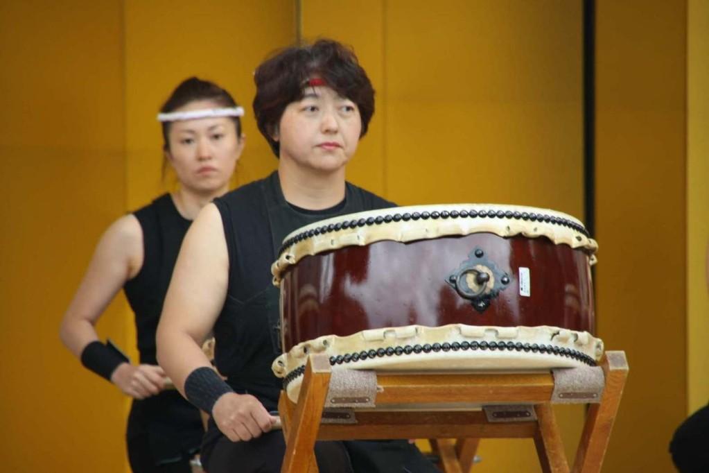 198_0527_18 Sept 2011_Gartenfest_Japan_Show_Trommel_Tanz_Orchester