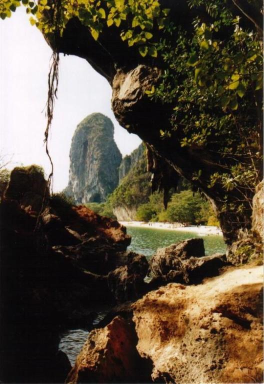 Pra Nang Cave, Krabi