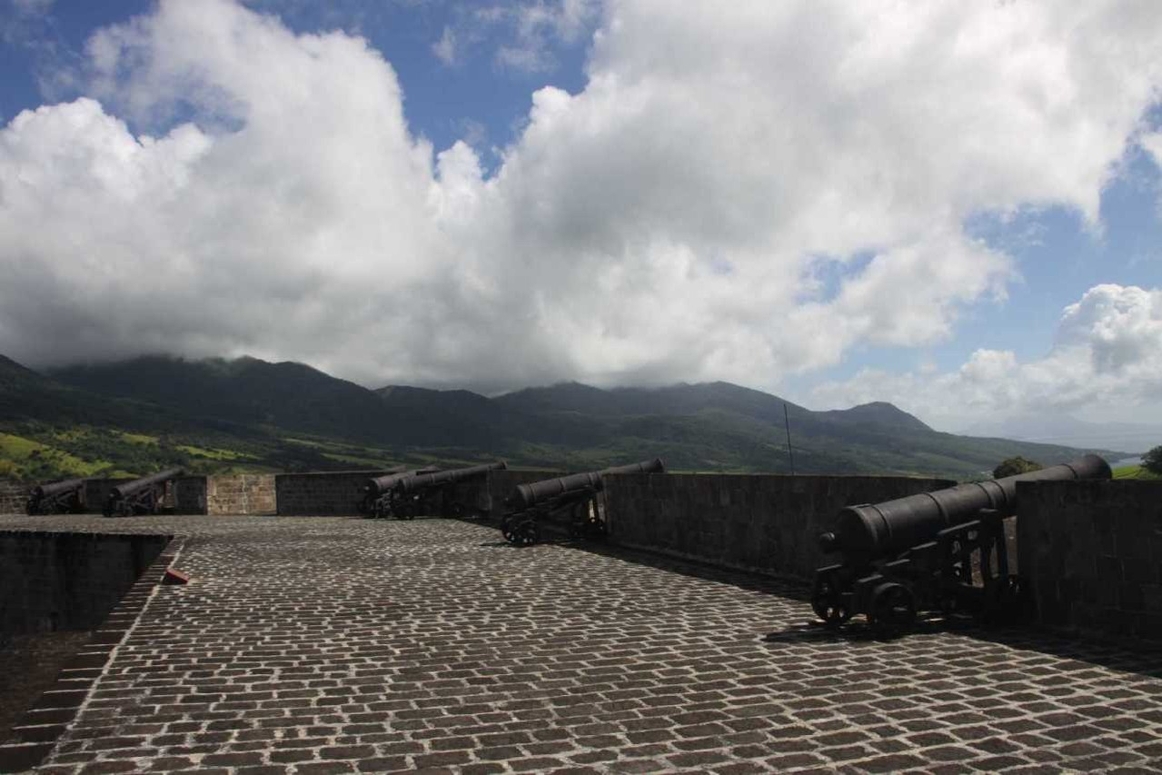 1634_27 NOV 2013_St-Kitts_Brimstone Hill Fortress