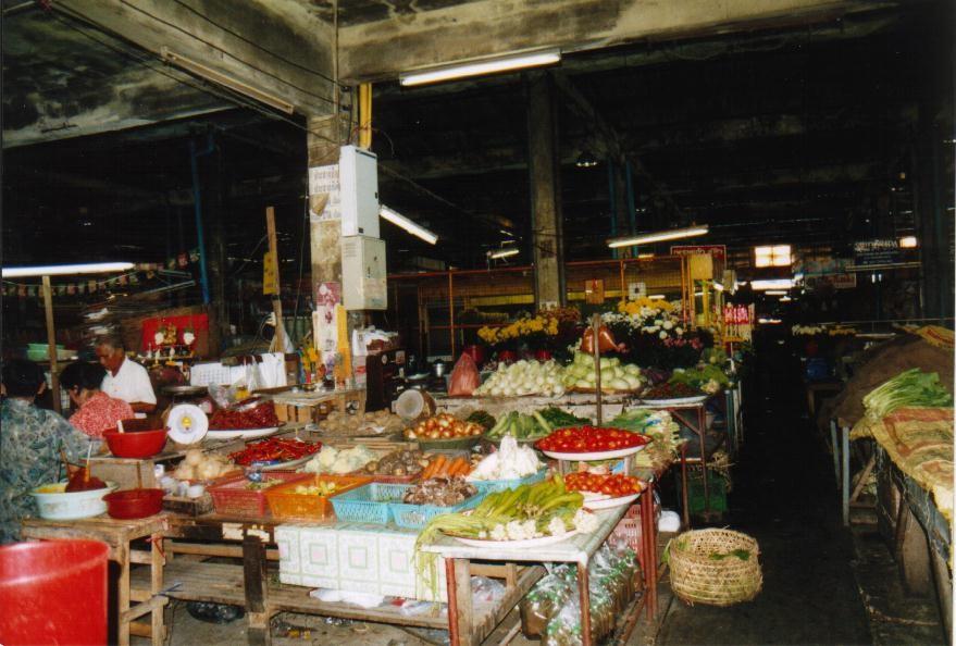 Markt in Phuket Town