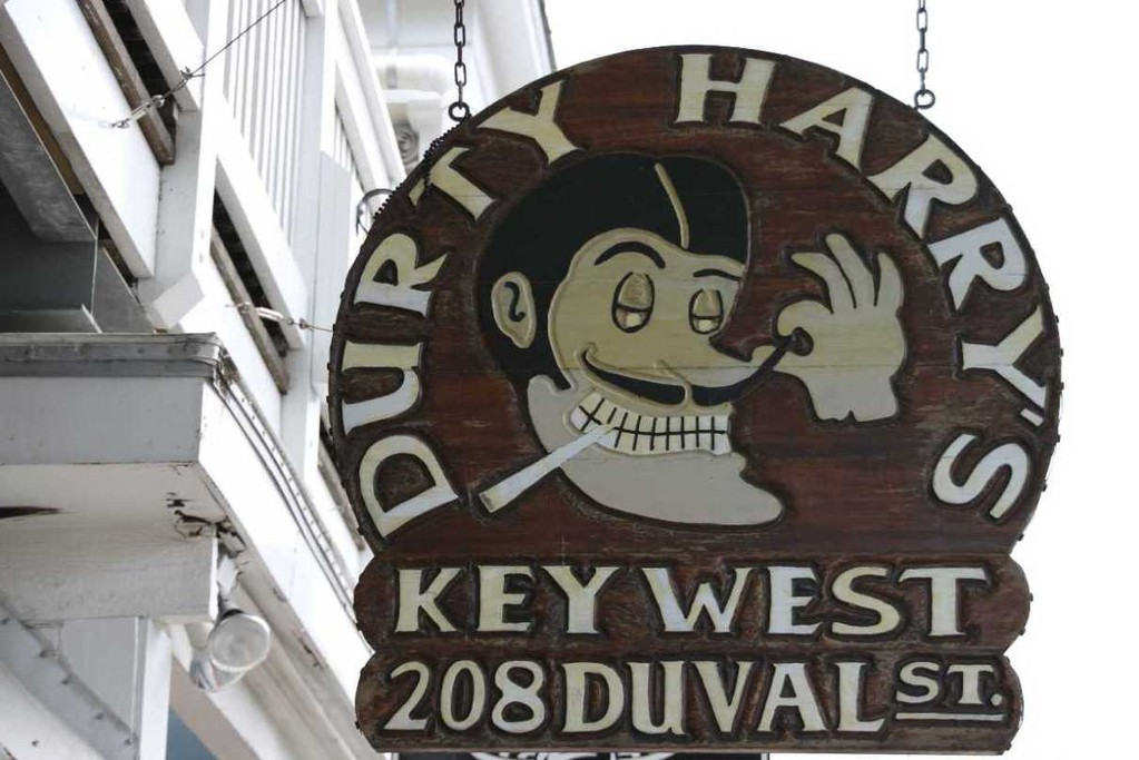 1517_13 Juni 2010_Key West_Dirty Harry's