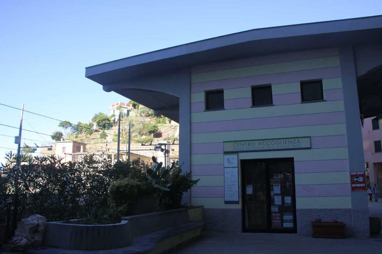 0743_11 Okt 2013_Riomaggiore_Bahnhof