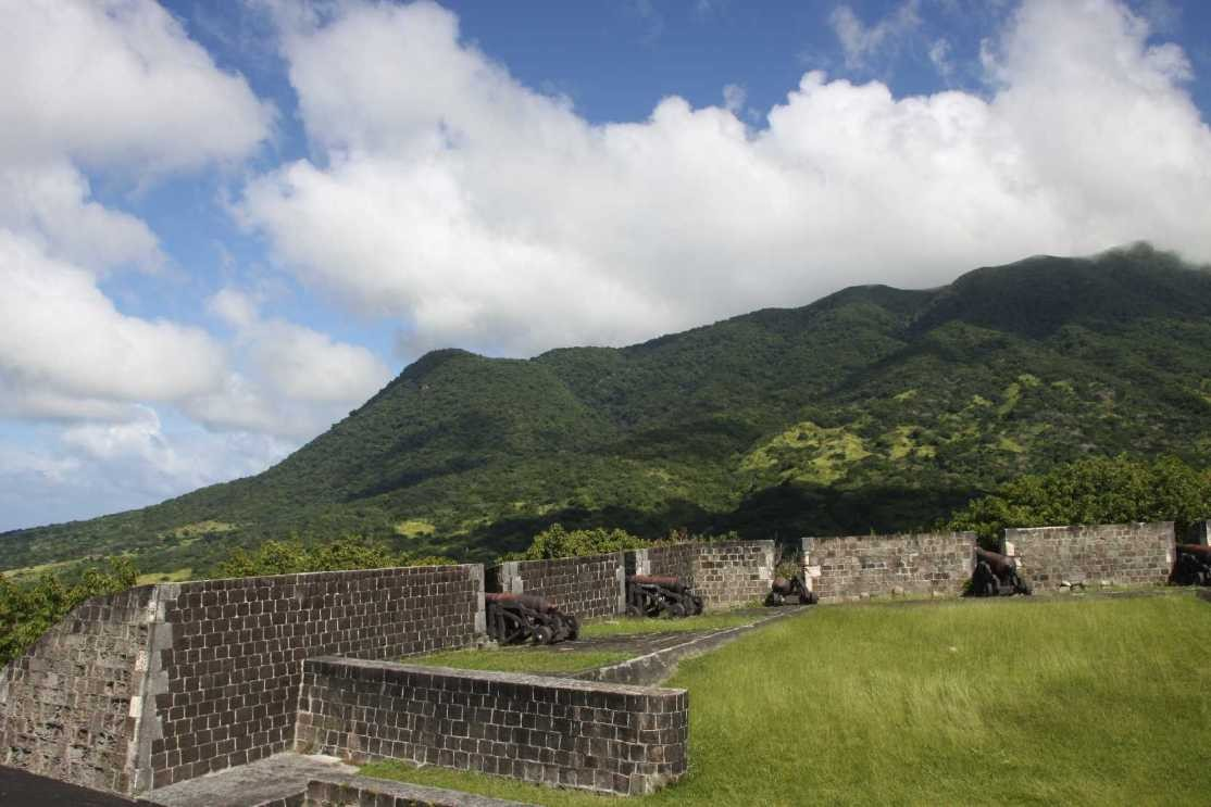 1669_27 NOV 2013_St-Kitts_Brimstone Hill Fortress