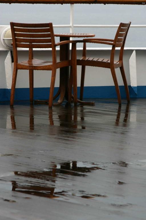 Bild 0859 - MS Delphin auf See, Regentag