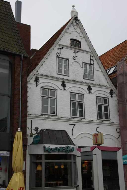0098_31 Juli 2011_Husum_Norderstrasse_Haus von 1759