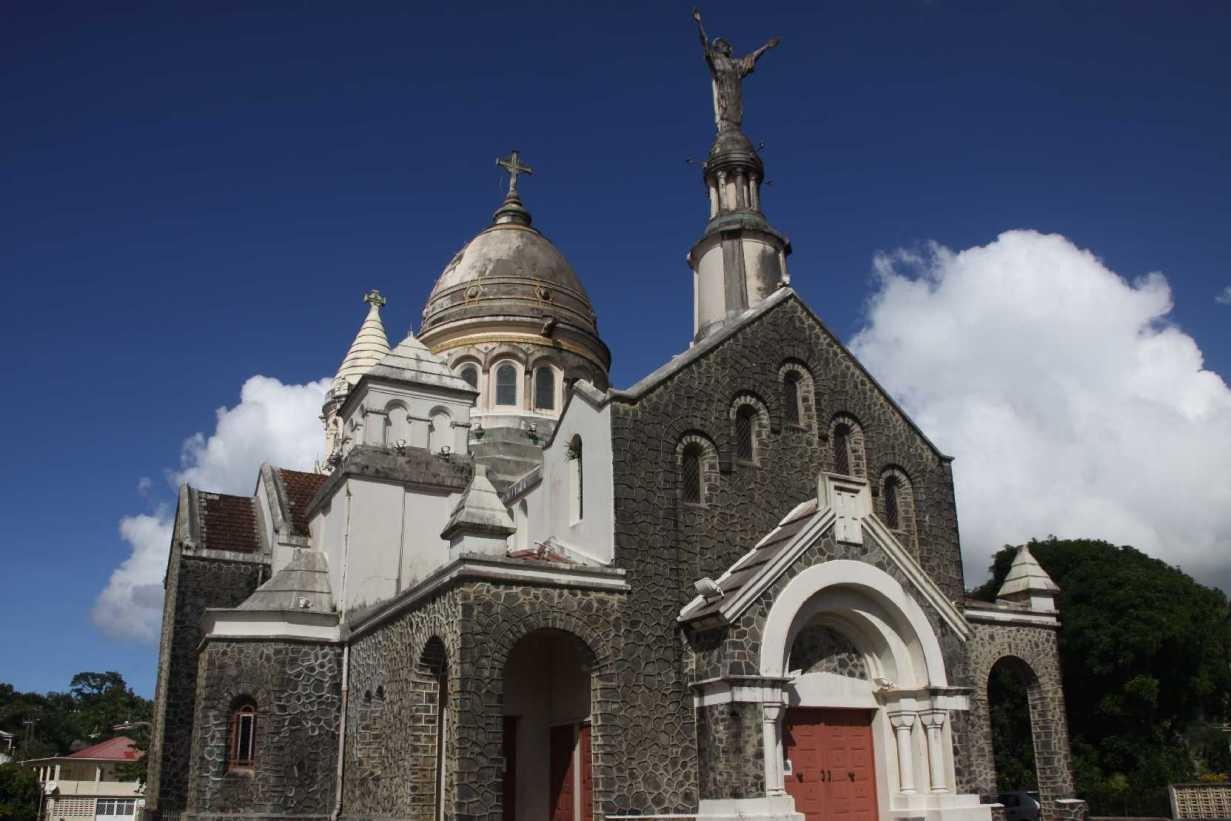 3943_05 DEZ 2013_Martinique_Eglise Montmartre de Balata