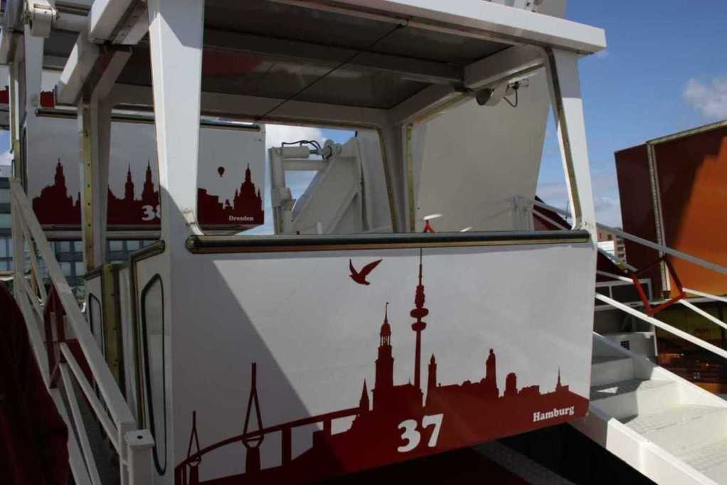 0381_11 Juni 2011_Hamburg_Hafen-City_Steiger_Riesenrad