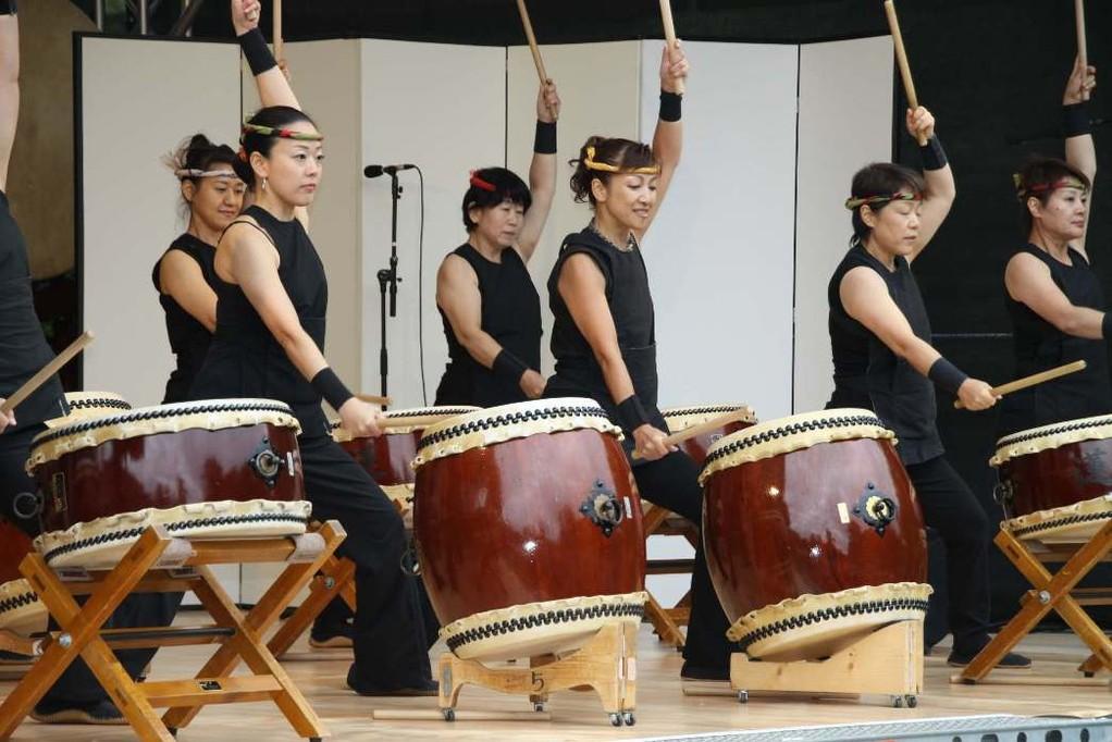 202_0545_18 Sept 2011_Gartenfest_Japan_Show_Trommel_Tanz_Orchester