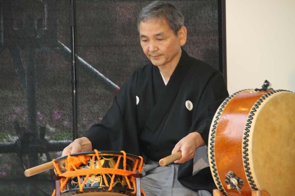 221_0588_18 Sept 2011_Gartenfest_Japan_Show_Trommel_Tanz_Orchester
