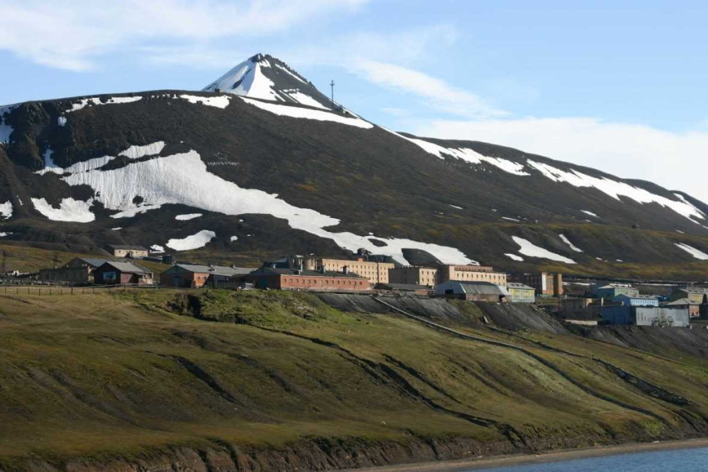 Bild 1972 - Spitzbergen, Barentsburg