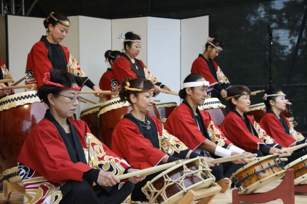 225_0593_18 Sept 2011_Gartenfest_Japan_Show_Trommel_Tanz_Orchester