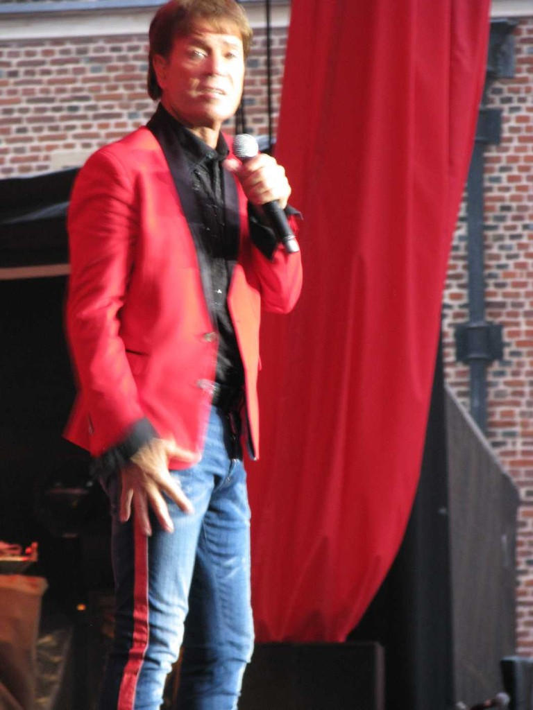 0050_23 Juni 2013_Hampton Court Palace_Cliff Richard
