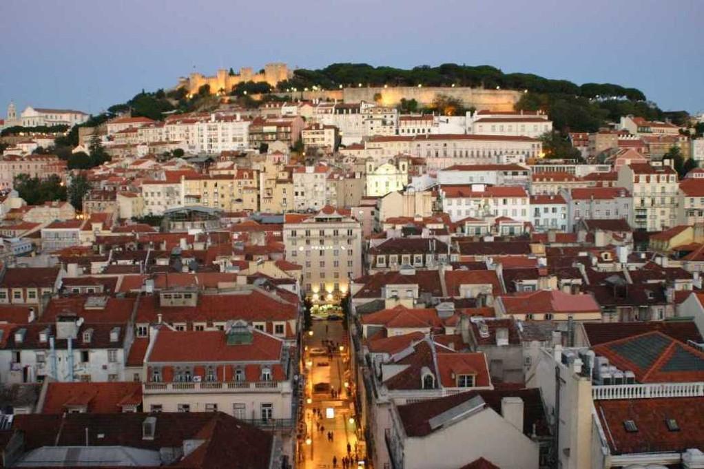 0581_01 Nov 07_Lissabon_Castelo de Sao Jorge_Alfama