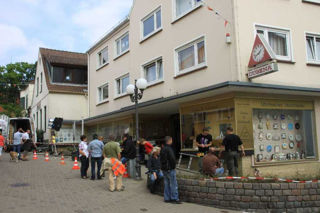 0224_06 Aug 2011_Kappeln_Poststrasse_Landarzt-Dreharbeiten